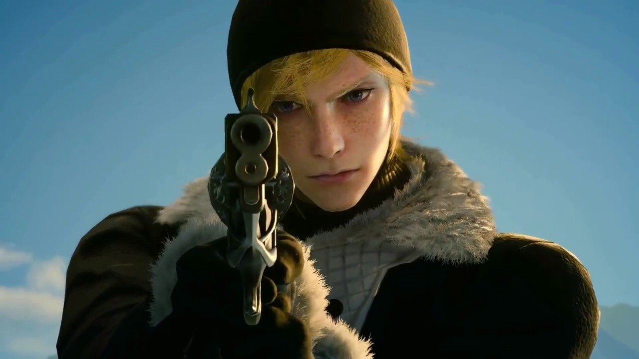 """Square Enix Gives Players a Look at Final Fantasy XV """"Episode Prompto"""" DLC 1"""