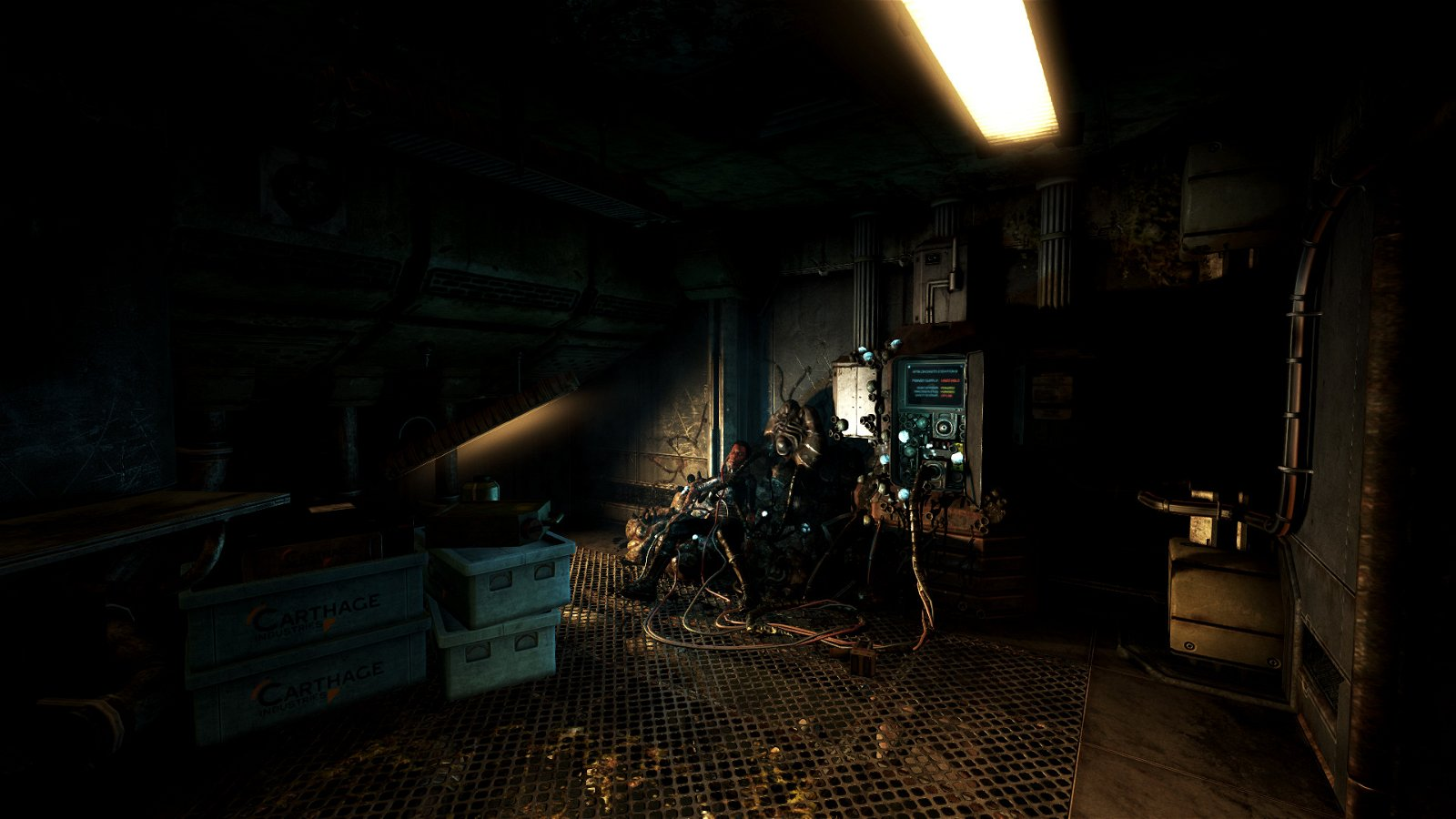 Creating Dread: The Design Decisions Behind Horror Games