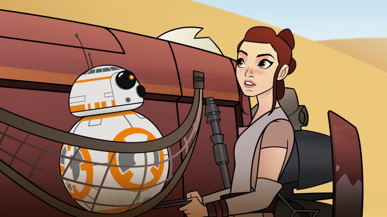 Star Wars: Forces of Destiny Interview With Jenifer Muno