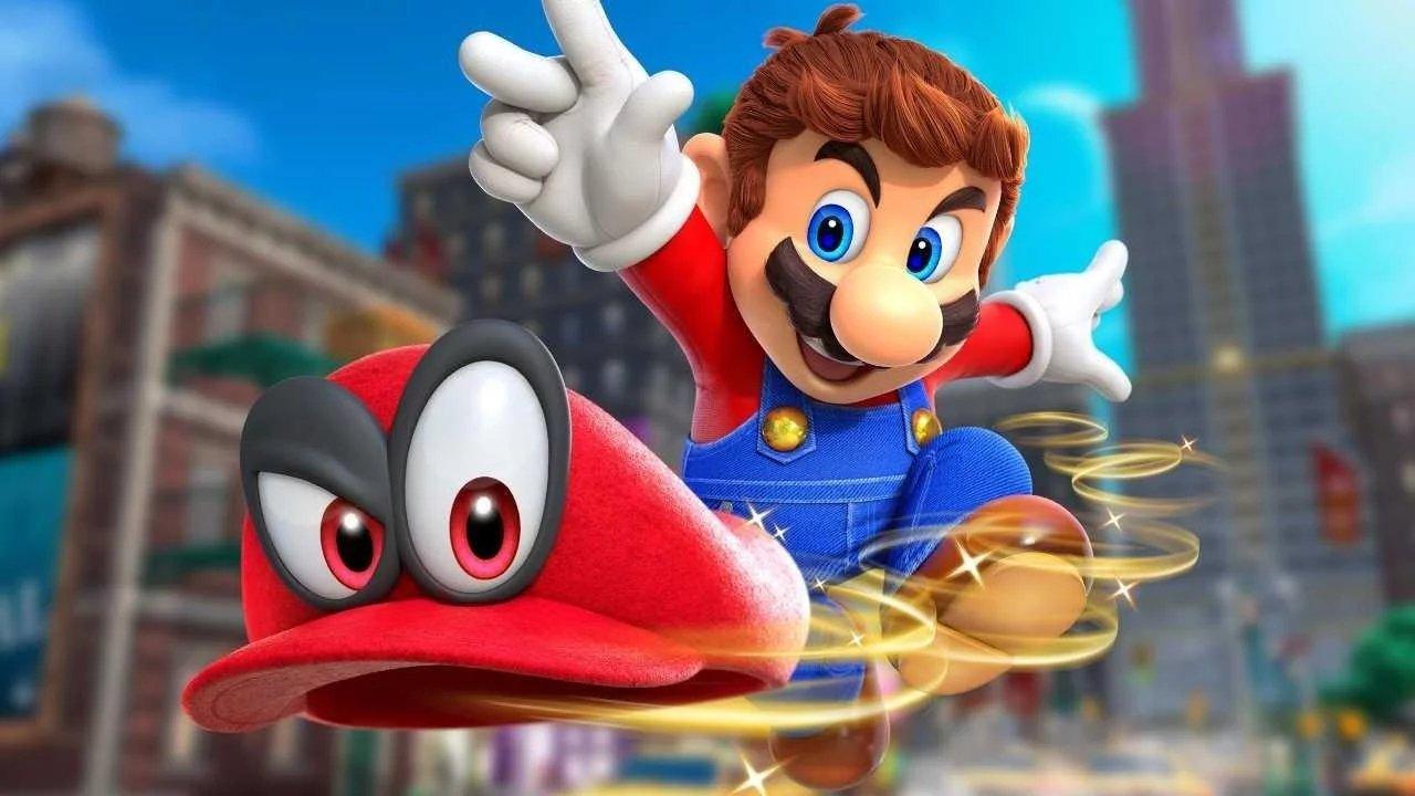 Super Mario Odyssey E3 2017 Preview- Possible Switch Classic 1