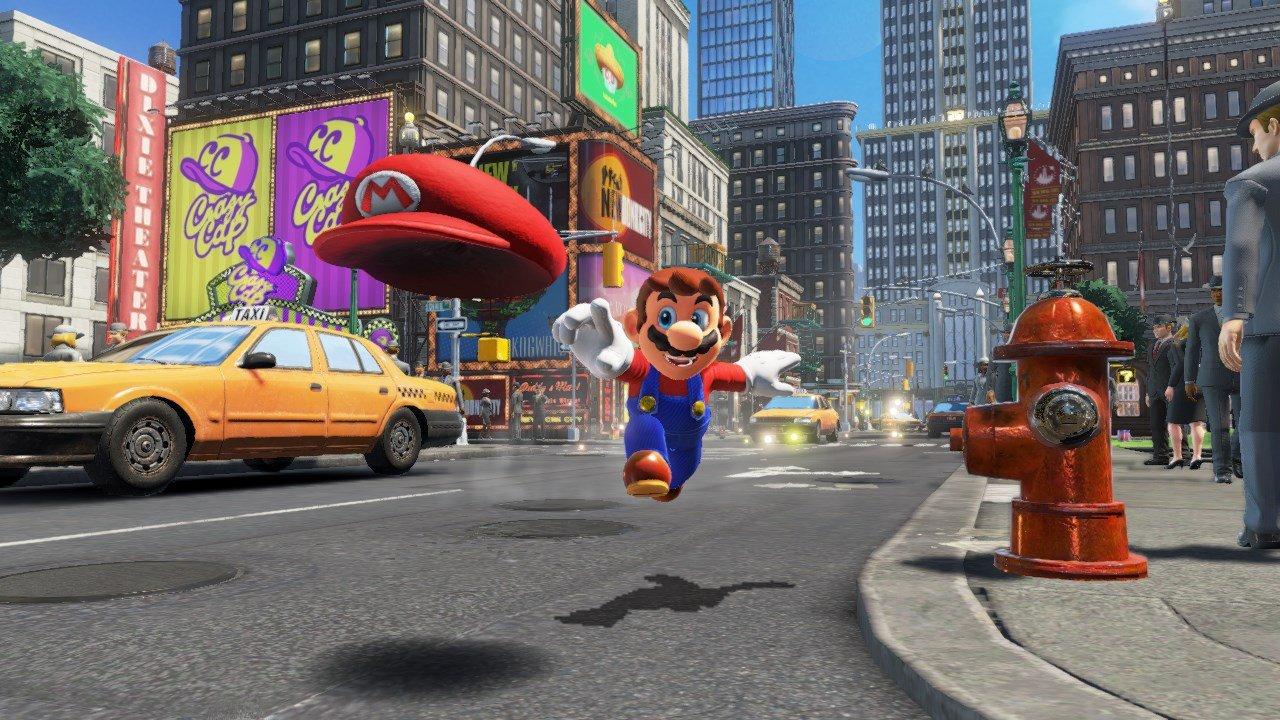 Super Mario Odyssey E3 2017 Preview- Possible Switch Classic 2