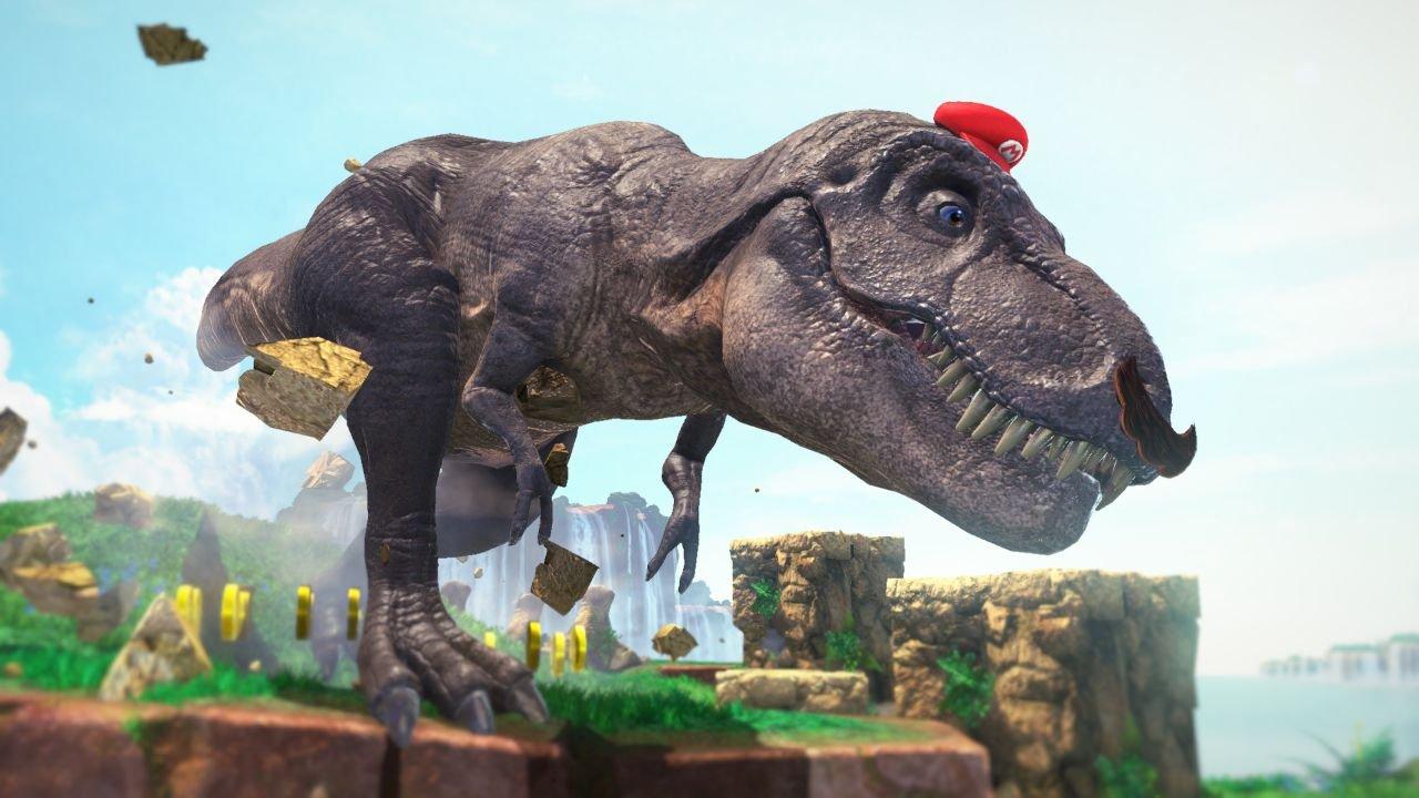 Super Mario Odyssey E3 2017 Preview- Possible Switch Classic 4