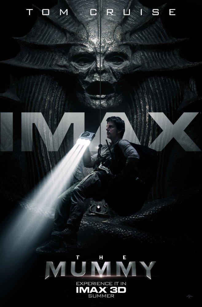 The Mummy Movie Review - Hokey Fun 3