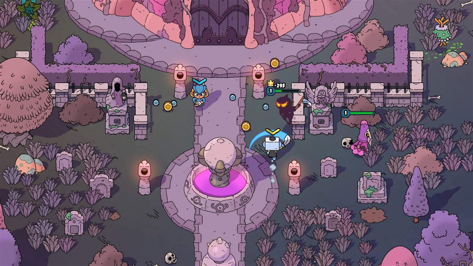 The Swords Of Ditto E3 Preview—Hugs, Hats, And Heroes