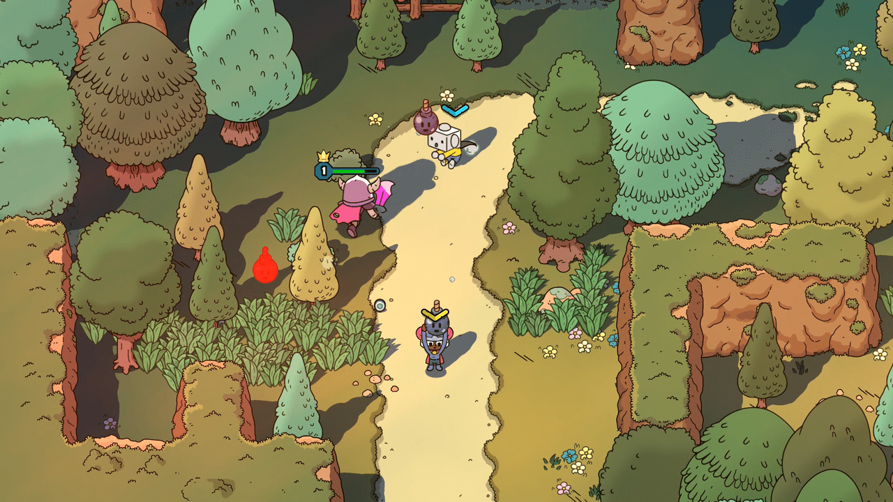 The Swords Of Ditto E3 Preview—Hugs, Hats, And Heroes 1