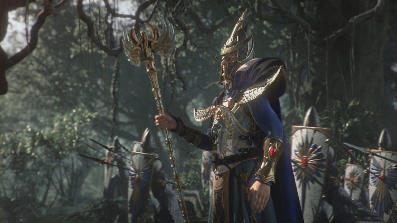 Total War: Warhammer 2 Hands On E3 Preview - Lizardmen Vs. High Elves 1