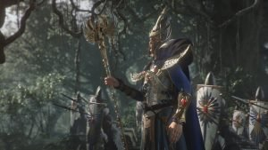Total War: Warhammer 2 Hands On E3 Preview - Lizardmen Vs. High Elves 1
