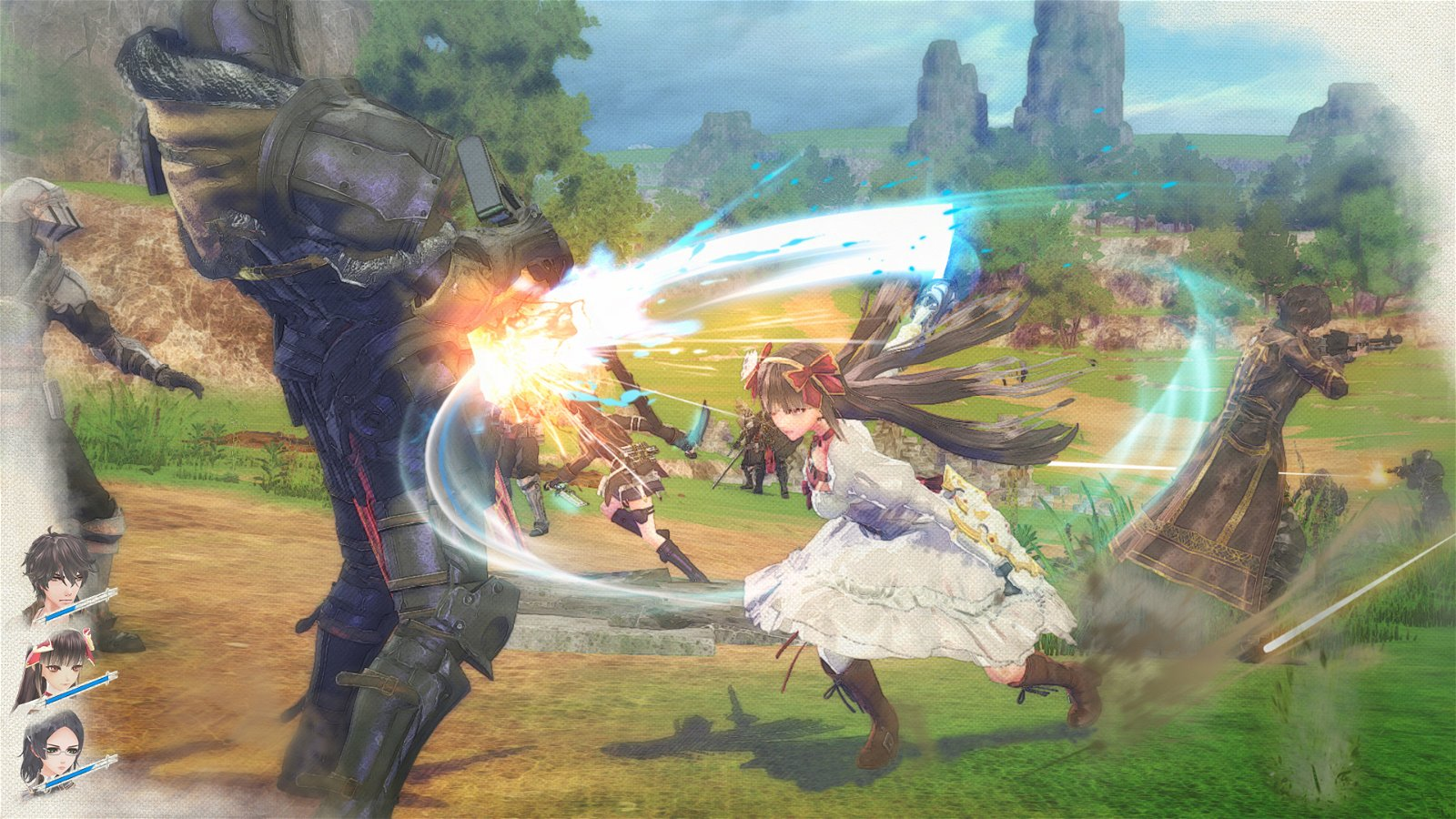 Valkyria Revolution Review - Complex And Engaging 3