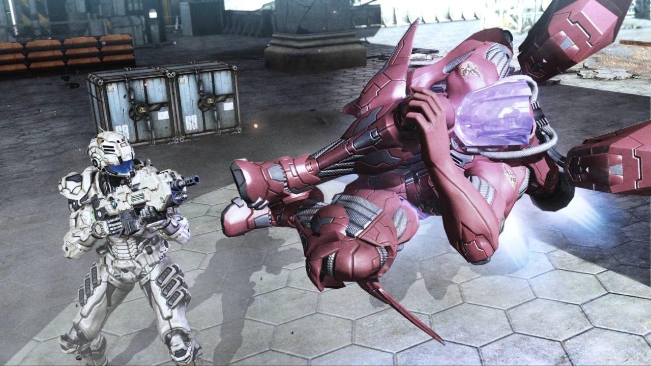 Vanquish Review - Fast Fast Blasts 1