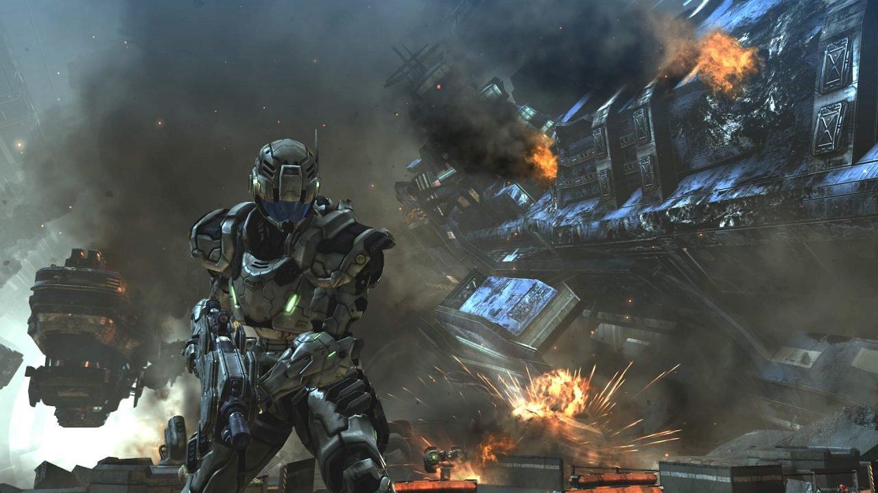 Vanquish Review - Fast Fast Blasts 3