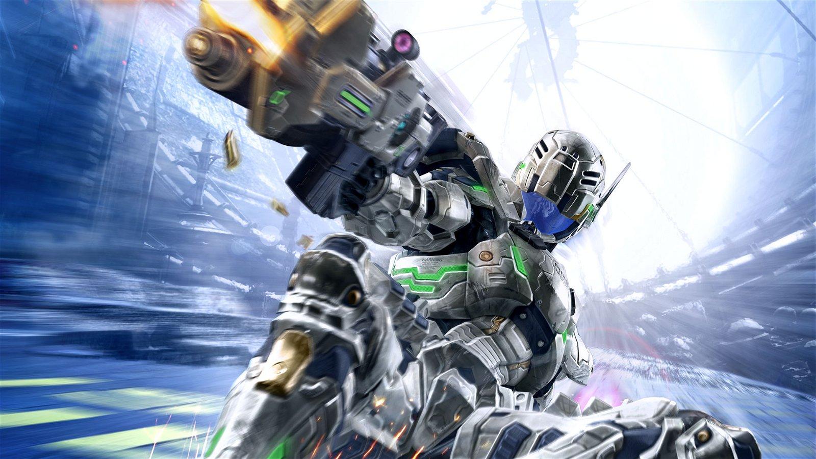 Vanquish Review - Fast Fast Blasts 4