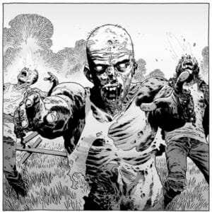 Walking Dead Takes A Bite Out Of VR 1