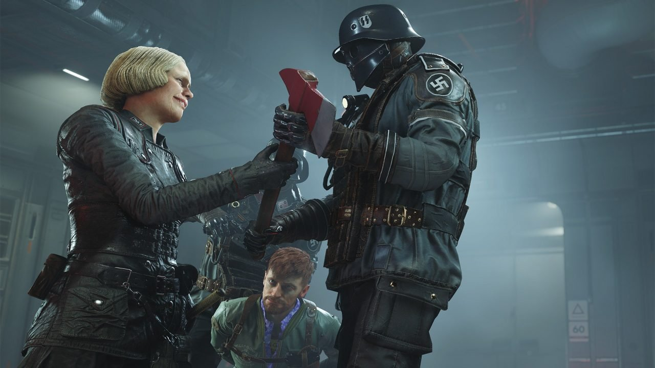 Wolfenstein II: The New Colossus E3 2017 Preview – Serious Lunacy