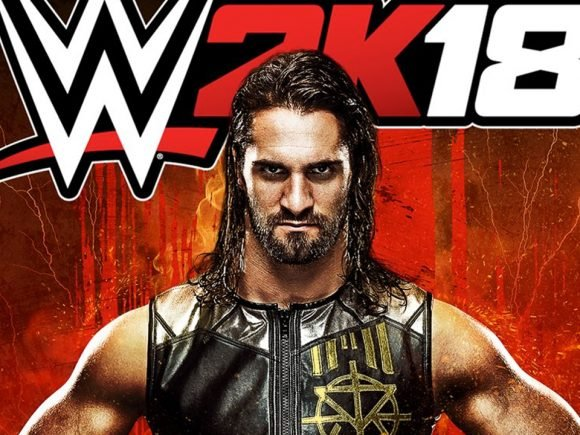 WWE Highlight Superstar Seth Rollins in New Game Cover
