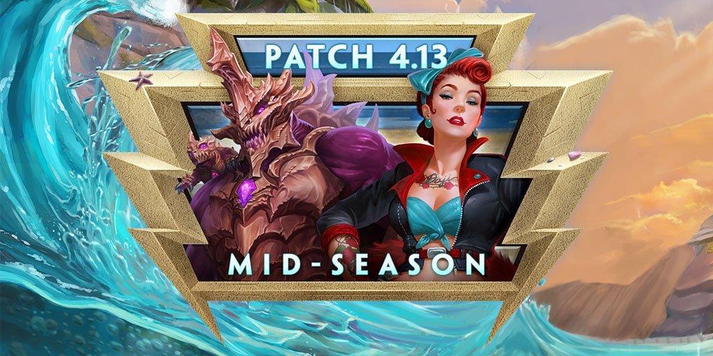Smite Mid-Season Patch Brings Big Changes 1
