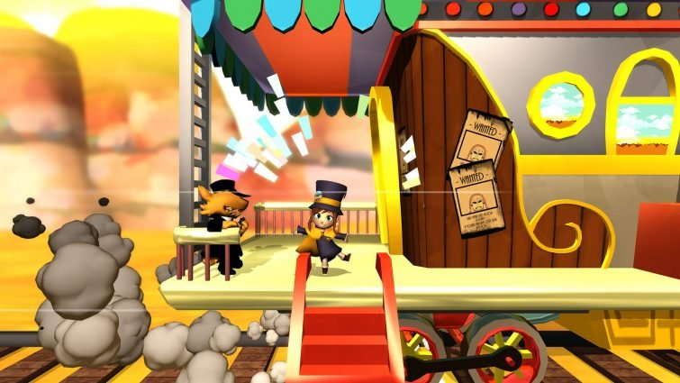 A Hat In Time Slated For Fall Release On PlayStation 4, Part of Humble Bundle Initiative