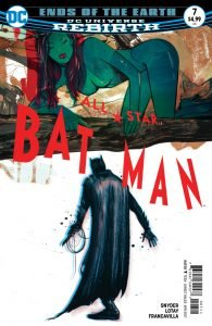 All Star Batman: Ends Of The Earth (Comic) Review