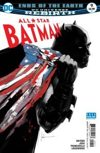 All Star Batman: Ends Of The Earth (Comic) Review 1