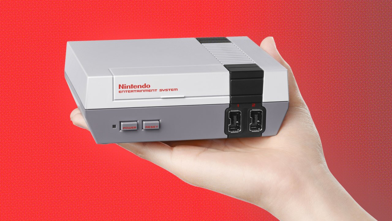 Alleged Nintendo NES Classic Knock-Off Spotted In The Wild 2