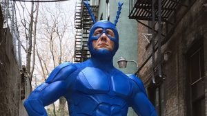 Amazon's Reboot of The Tick Gets First Trailer