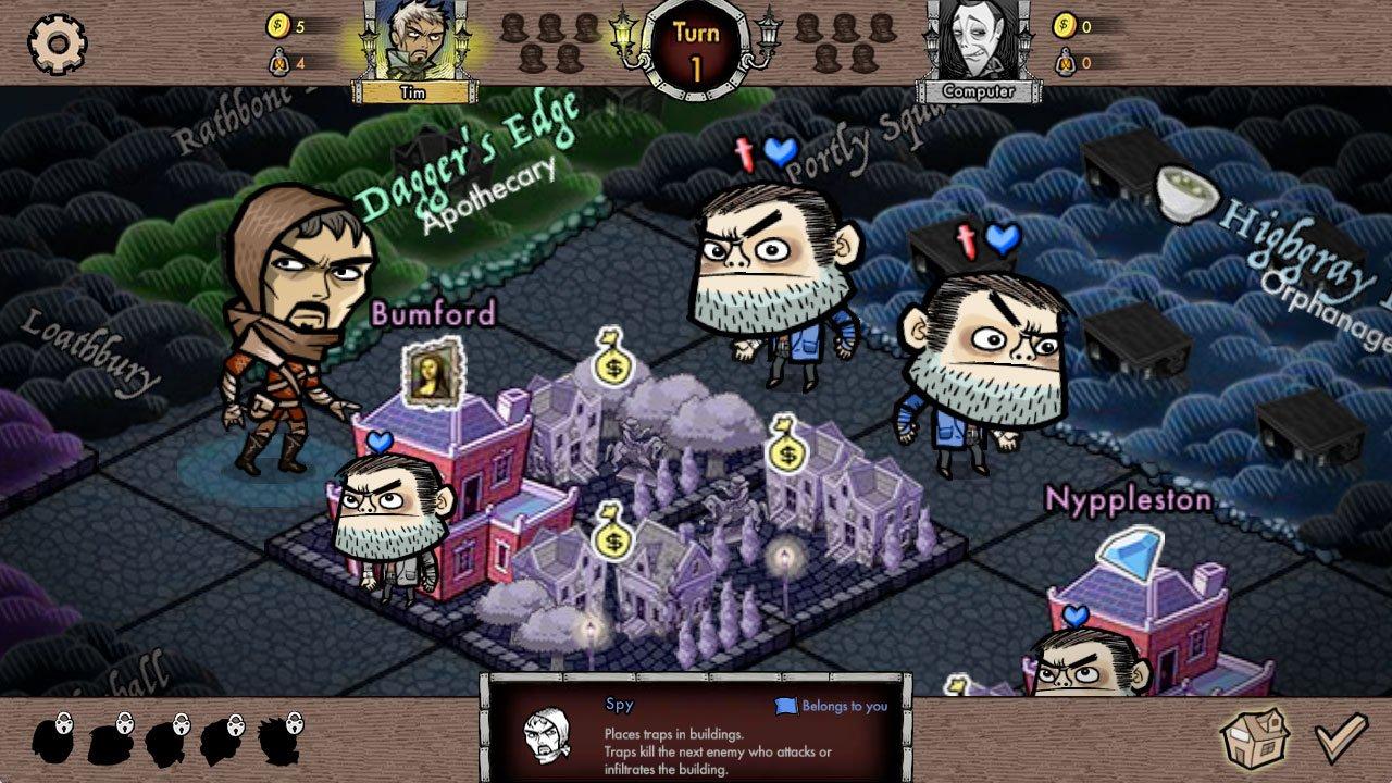 Antihero Review - Wonderfully Designed 2