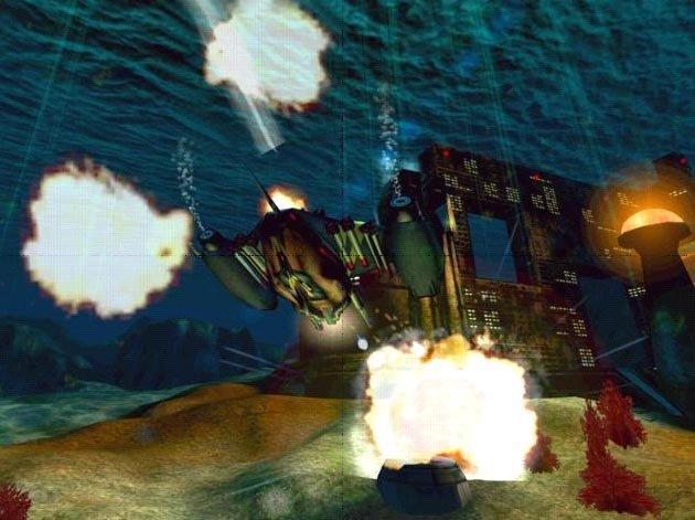 Aquanox: Deep Descent Preview—Topical Dystopia 8