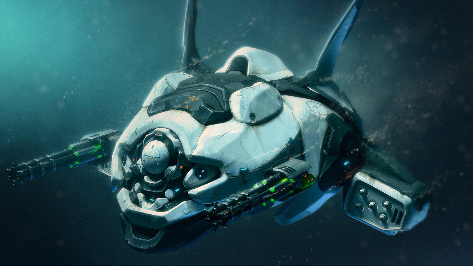 Aquanox: Deep Descent Preview—Topical Dystopia