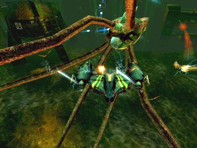 Aquanox: Deep Descent Preview—Topical Dystopia 5