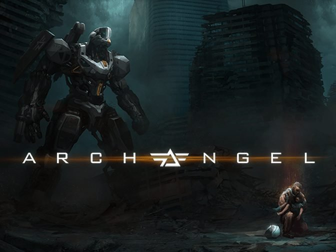 Archangel (PSVR) Review - Guardians of the USA 7