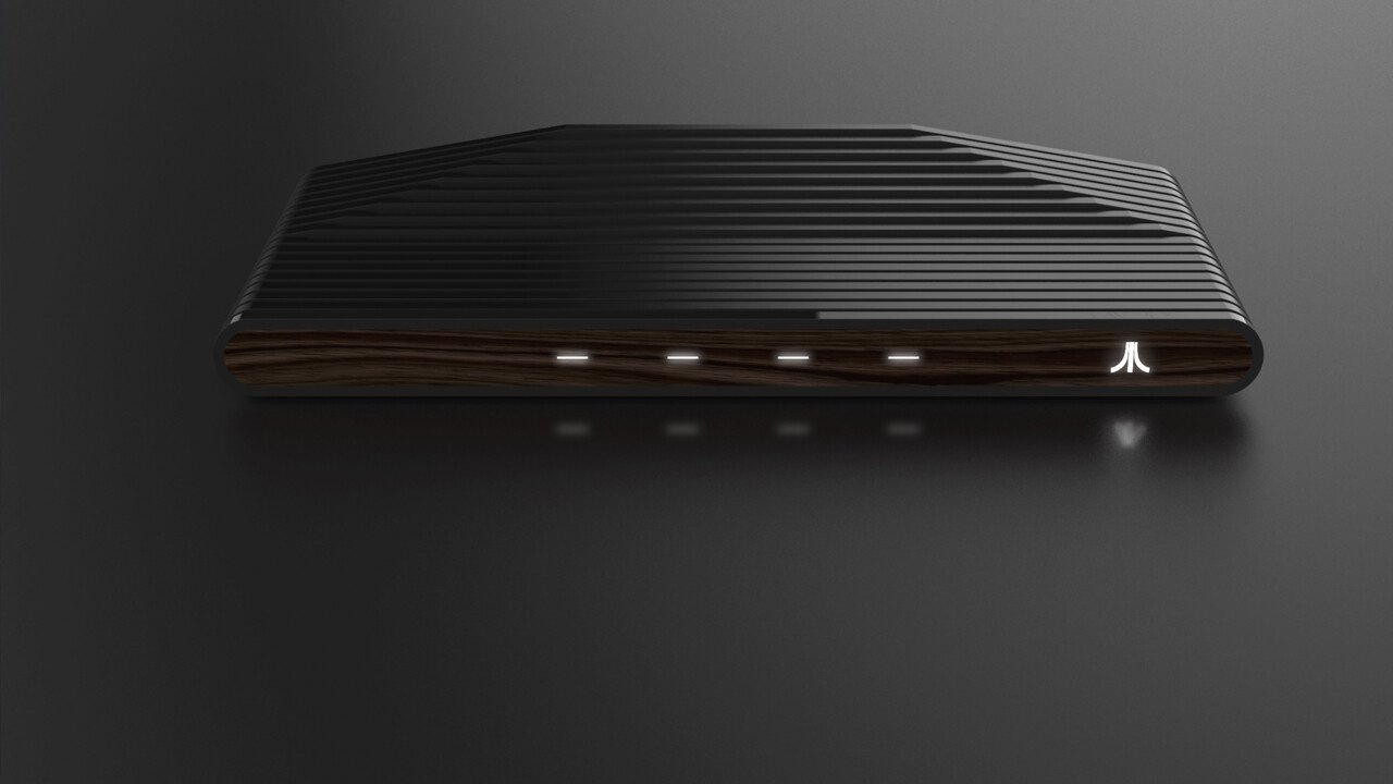 Atari Releases A First Look at Upcoming Ataribox Games Console 1