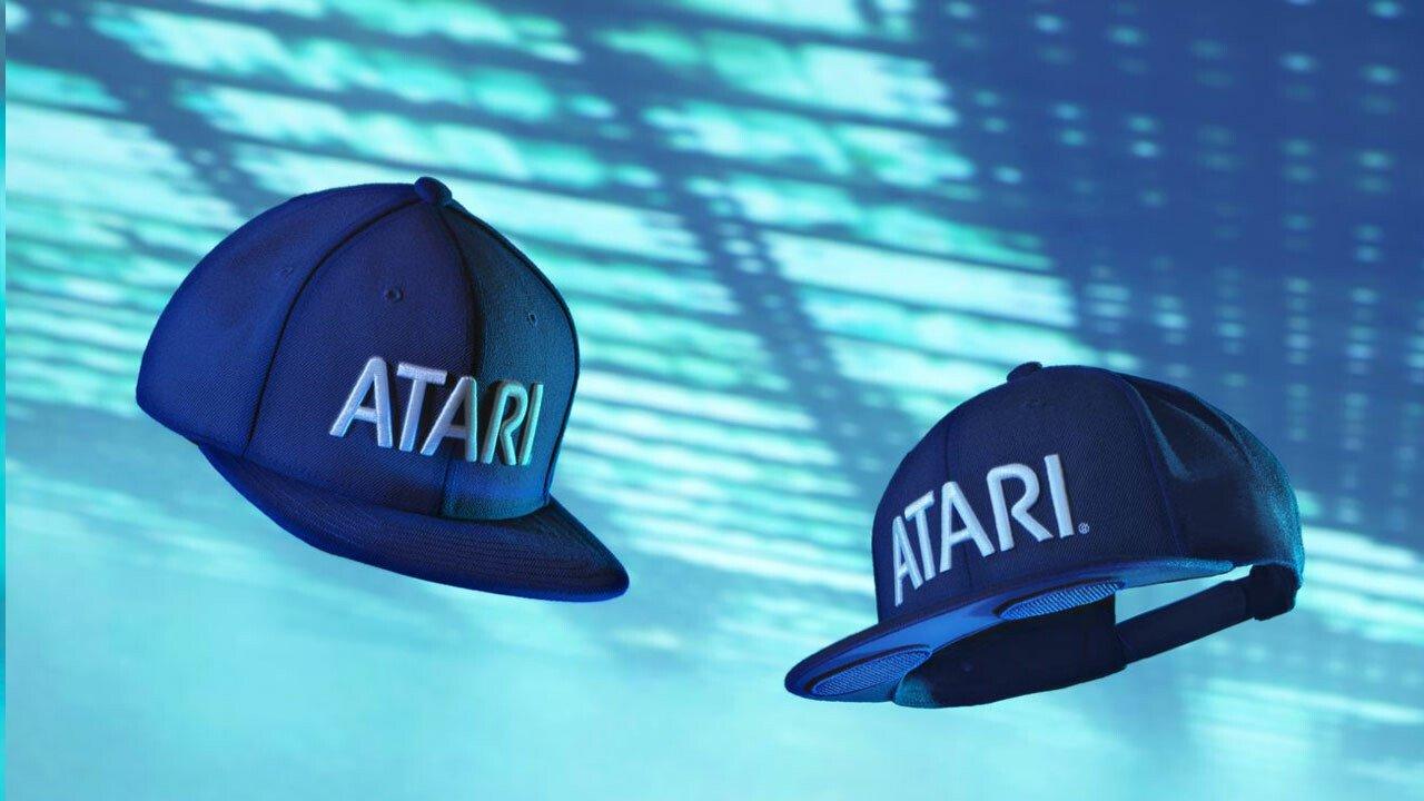 Atari Unveils Bluetooth Enabled Speaker Hats 1