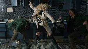 Atomic Blonde (Movie) Review - Boom, Bang, Boom 1