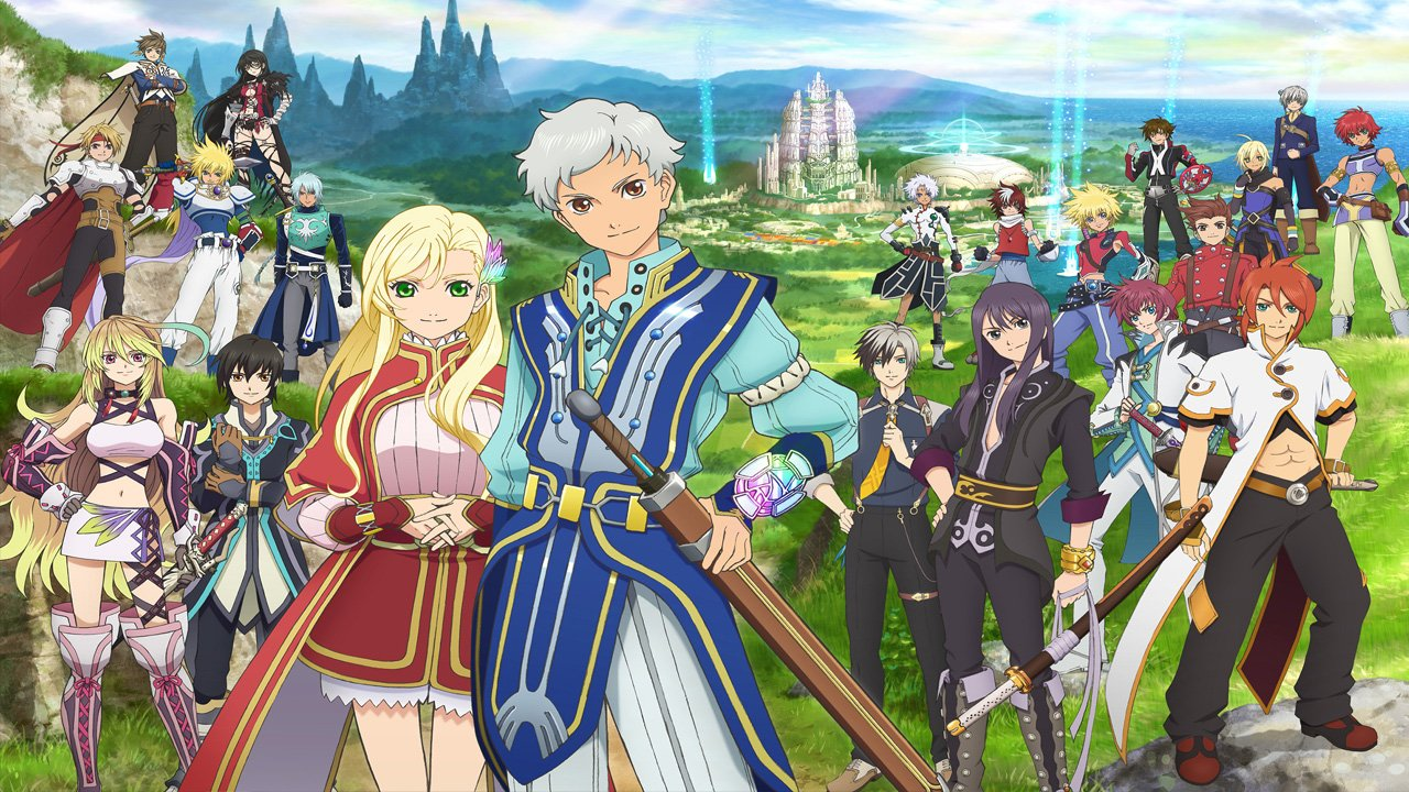 Bandai Namco Announces Tales of the Rays For Mobile platforms
