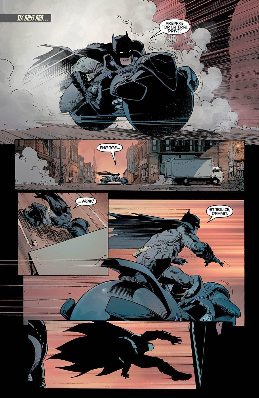Batman: I Am Bane (Comic) Review 2