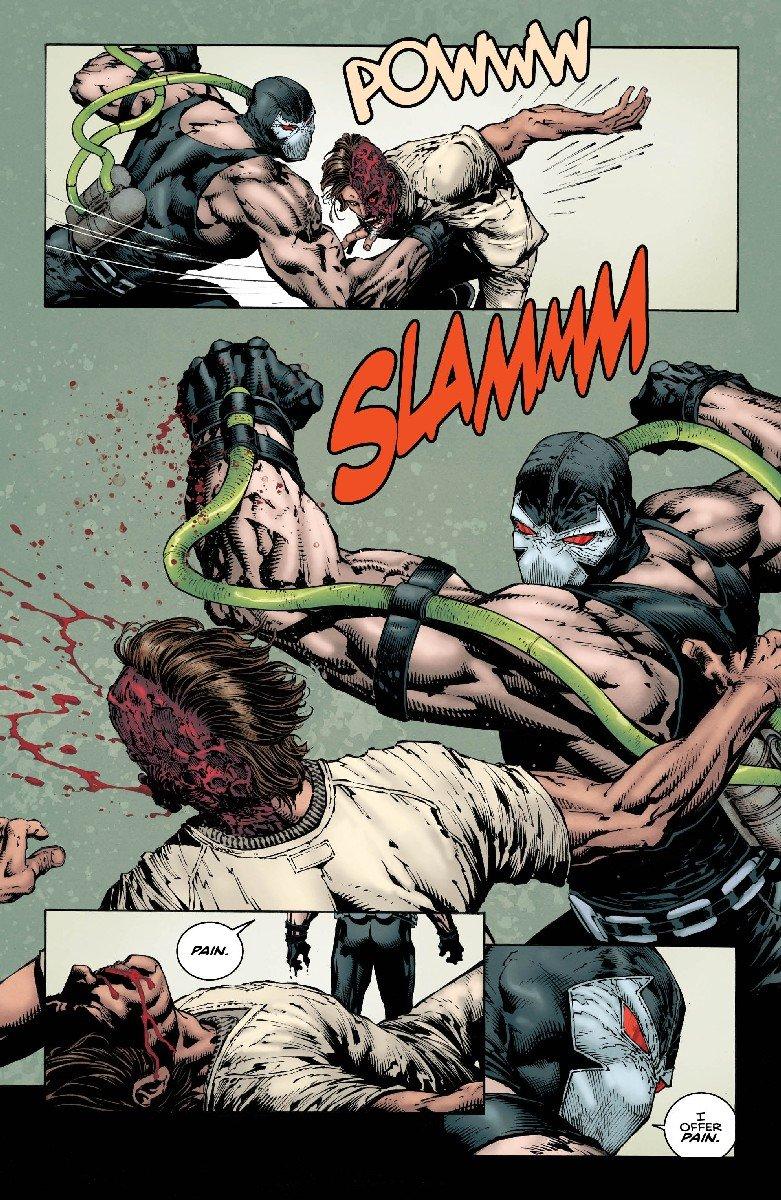 Batman: I Am Bane (Comic) Review
