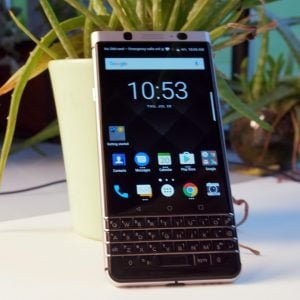 BlackBerry KEYone Smartphone Review - Hits the Right Buttons 12