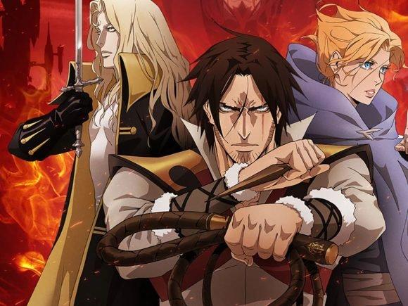 Castlevania Season 1 Review - Netflix Original Paint-by-Numbers