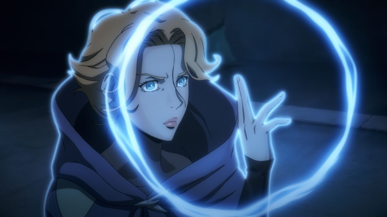 Castlevania Season 1 - Tv Series (Review) 6
