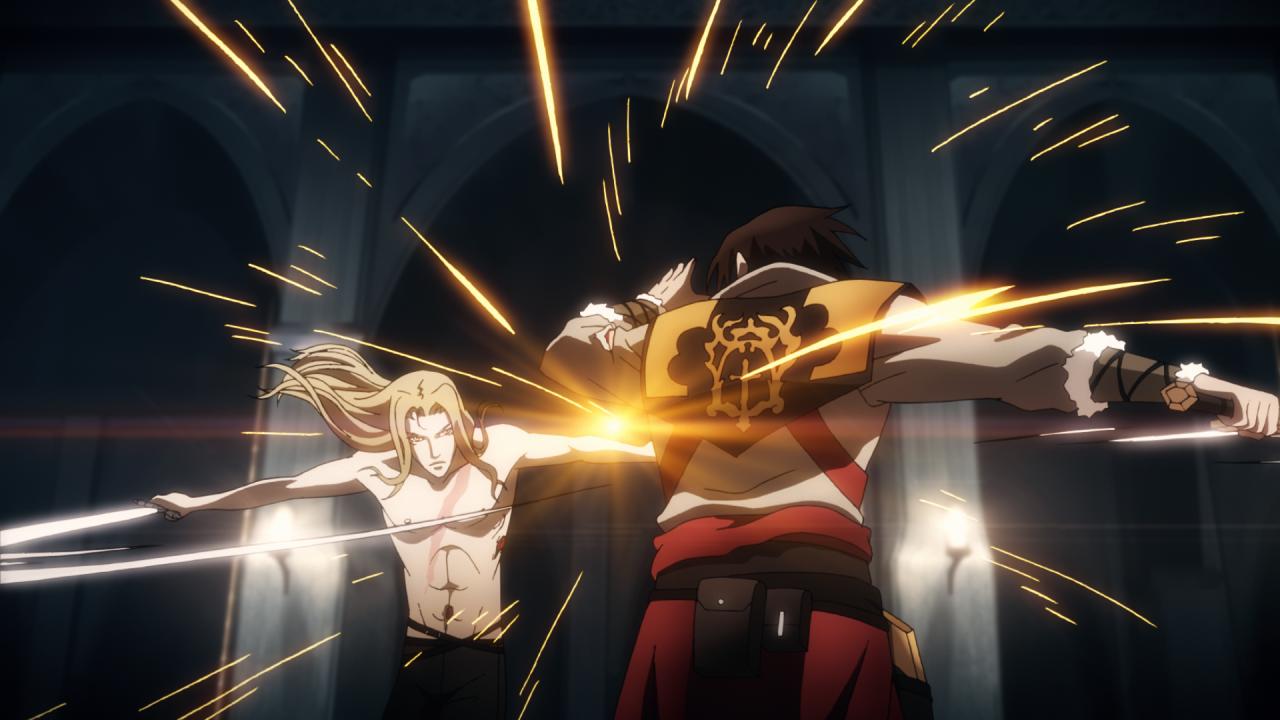 Castlevania Season 1 - Tv Series (Review) 7