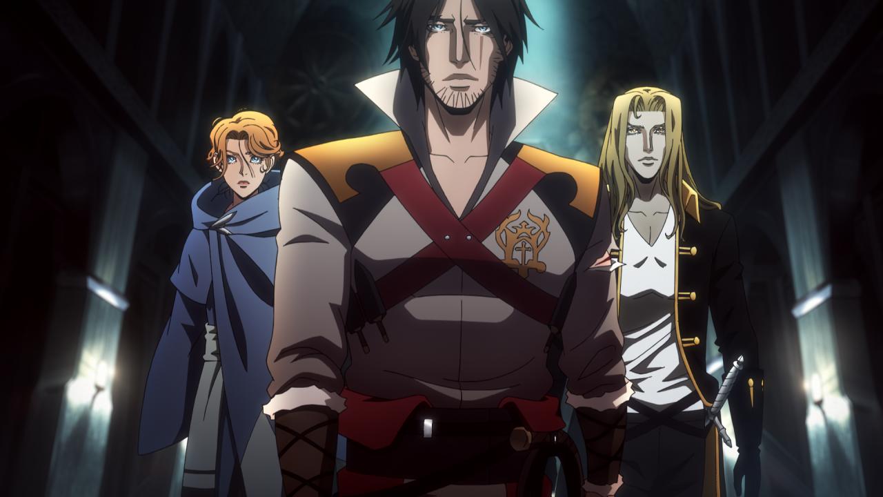 Castlevania Season 1 - Tv Series (Review) 8