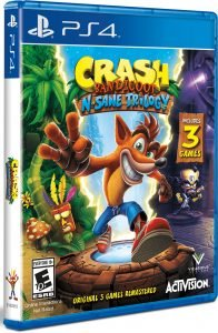 Crash Bandicoot N. Sane Trilogy Review- Crash N. Burn 1