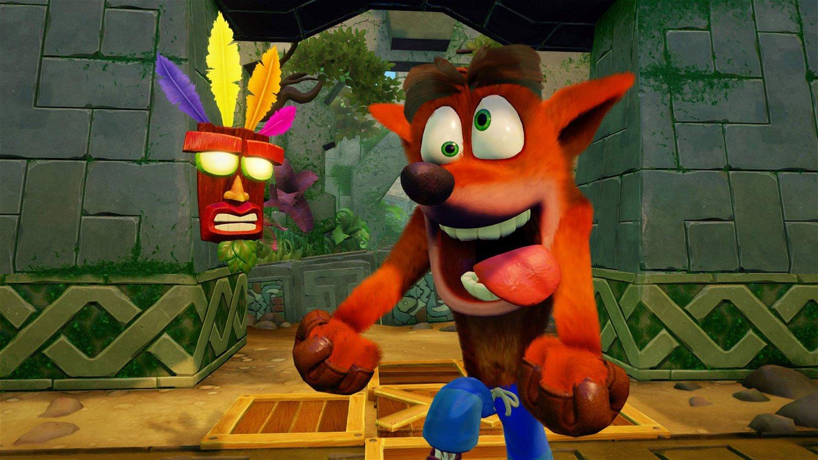 Crash Bandicoot N. Sane Trilogy Review- Crash N. Burn 1