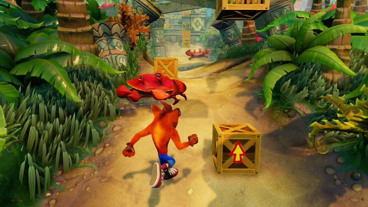 Crash Bandicoot N. Sane Trilogy Review- Crash N. Burn