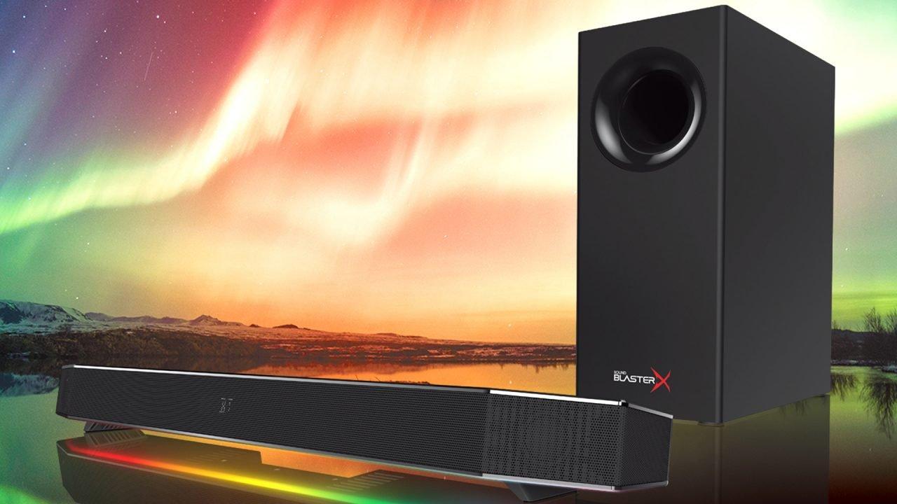 Creative Sound Blasterx Katana (Soundbar) Review - Big Sound, Small Package