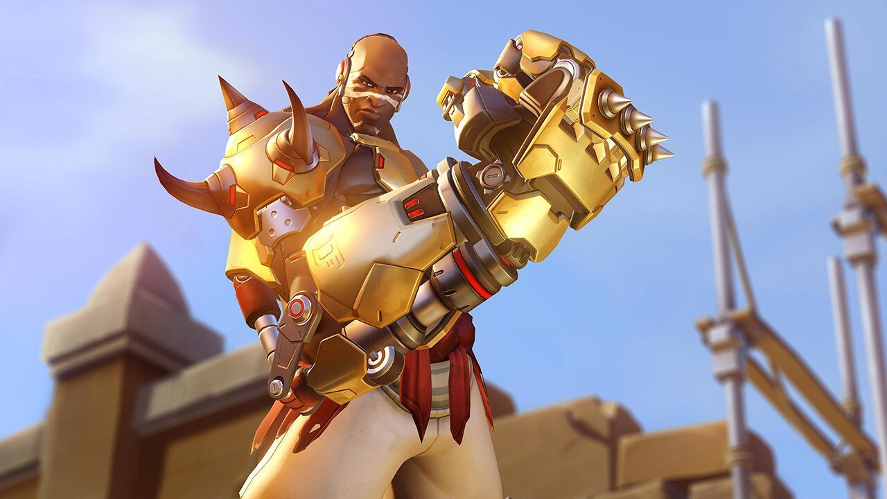 Doomfist Breaks Into Overwatch 1