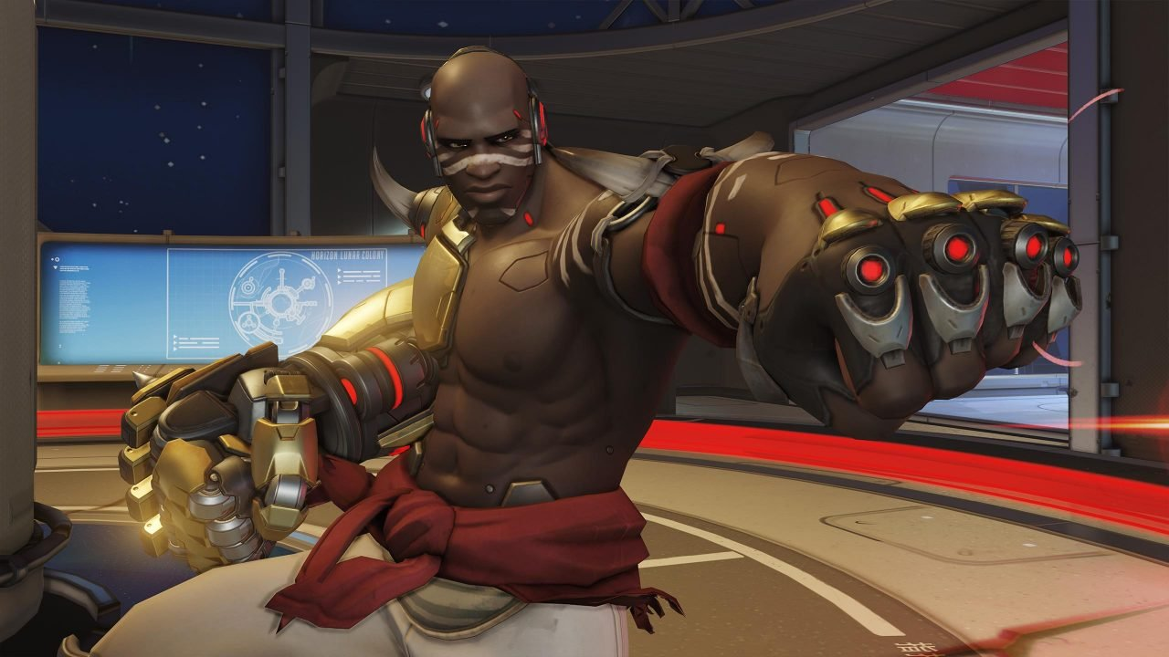 Doomfist Breaks Into Overwatch 2