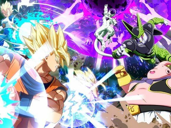 Dragon Ball FighterZ E3 2017 Preview 3