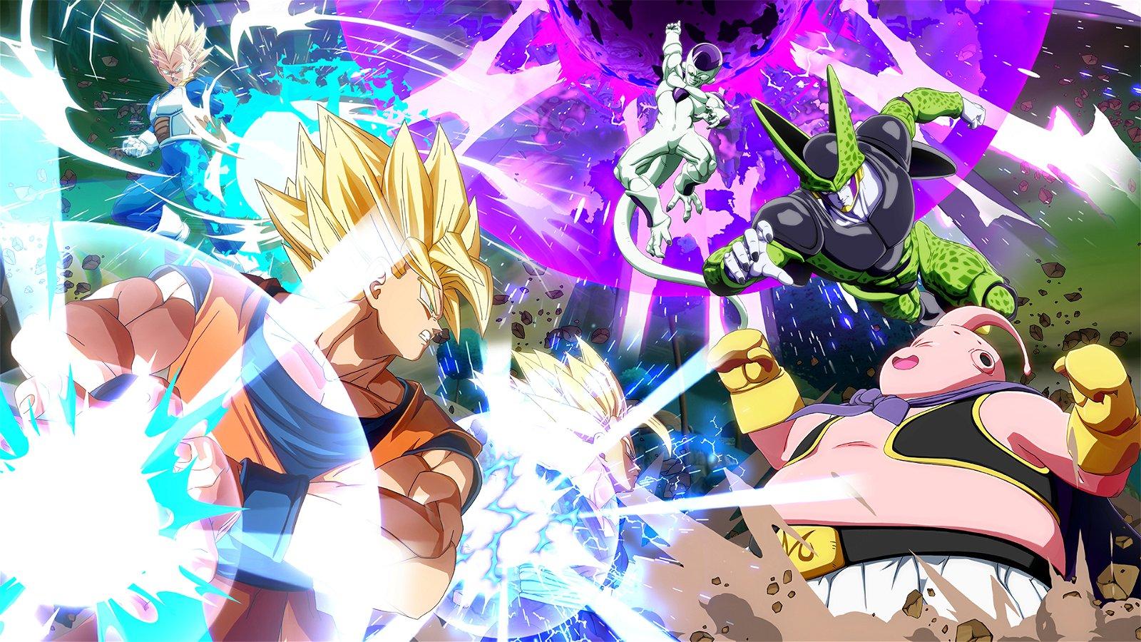 Dragon Ball FighterZ E3 2017 Preview 3