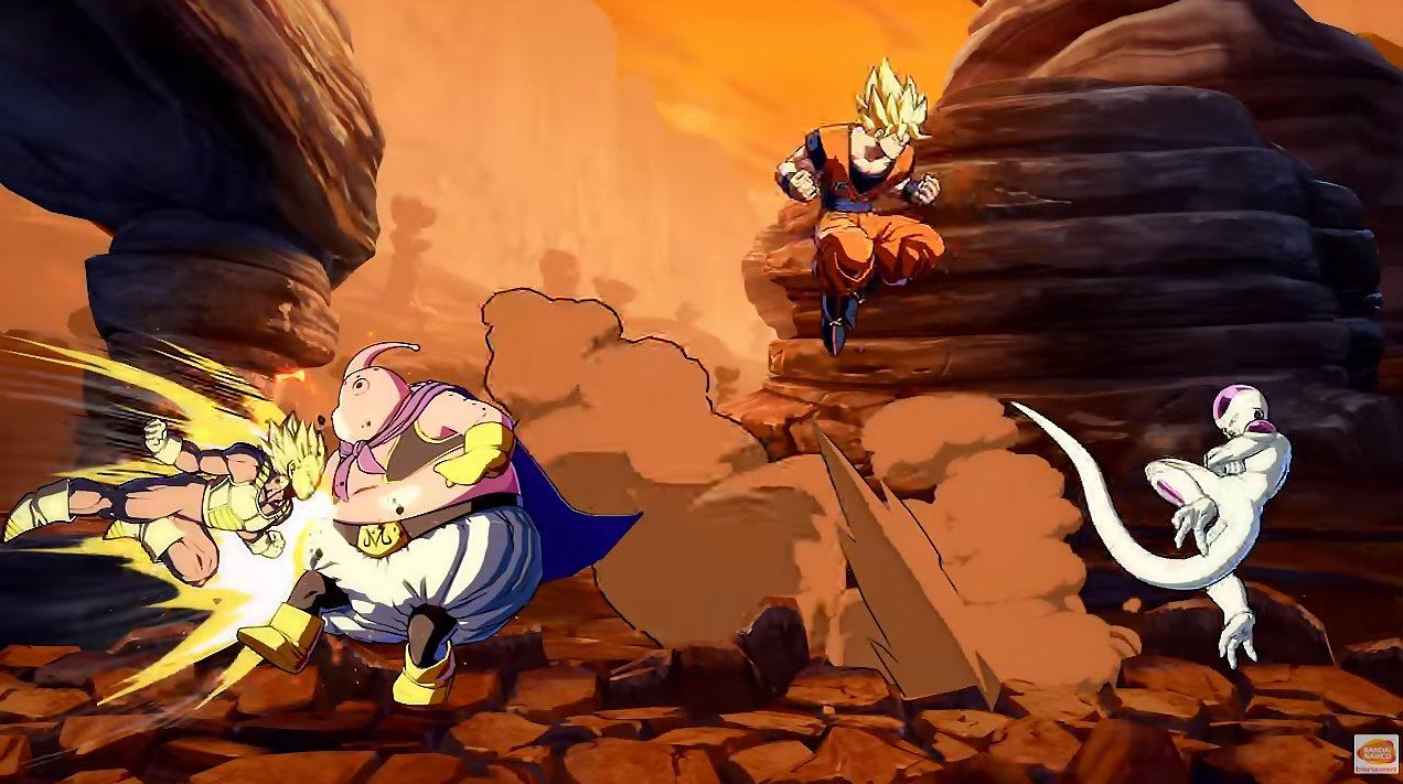 Dragon Ball Fighterz E3 2017 Preview 5