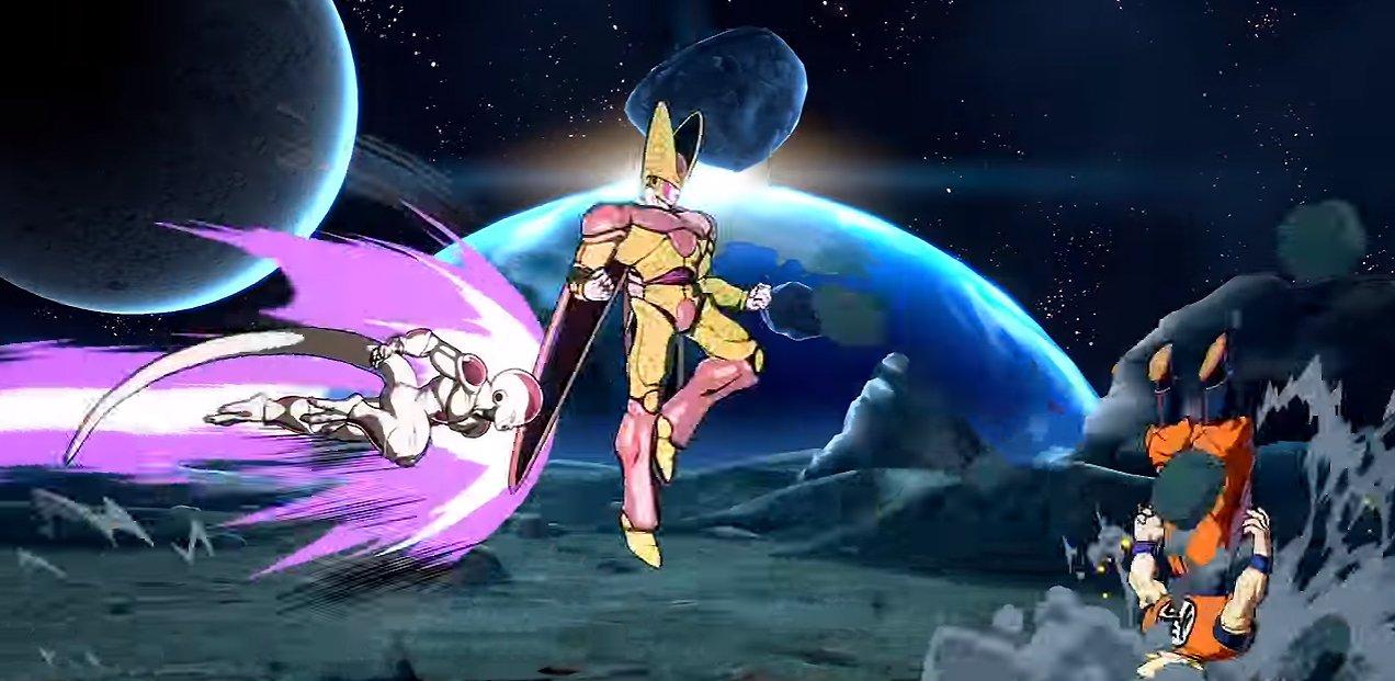 Dragon Ball Fighterz E3 2017 Preview 6